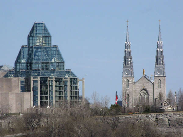 Cathedrale d'Ottawa